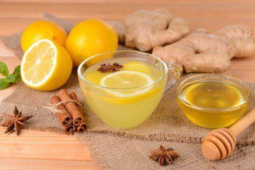 Как да използваме джинджифил срещу тлъстини по корема