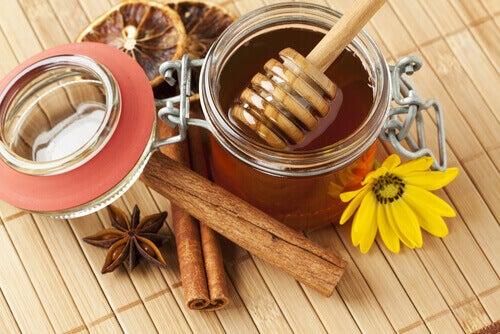 мед и канела рецепта