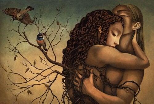 Лечебната сила на прегръдките