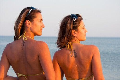Грешки в грижата за кожата: прекалено излагане на слънце
