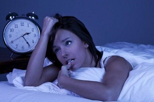 проблемите със съня - едно от редките последствия от тревожността