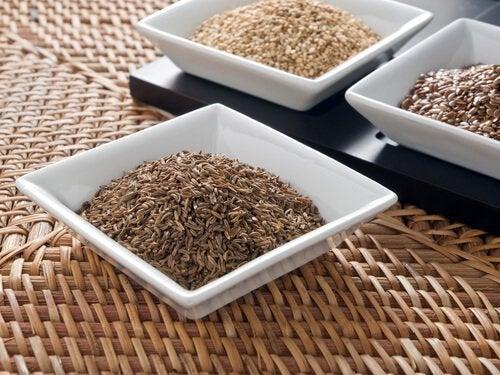 4-те най-мощни анти-канцерогенни семена
