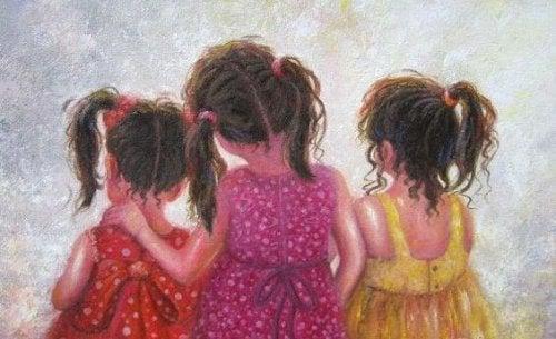Сестрата е повече от приятел