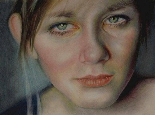 Тъгата е сред симптомите на депресията и тревожността.