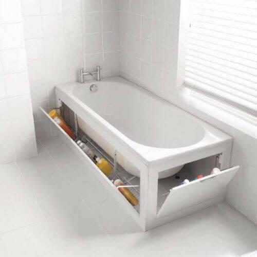 Вана-шкаф в банята