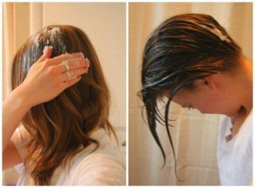 5 средства за здрава коса с кокосовото масло