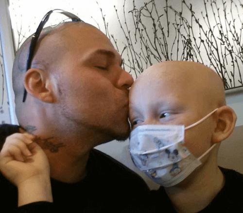 невероятната сила на връзката и любовта между баща и син