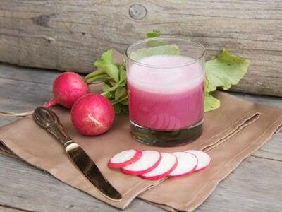 сок от целина и ряпа лекува бъбреците и подобрява кръвообращението