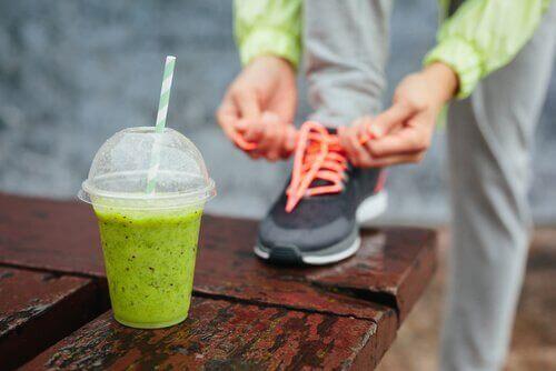 Зелен сок