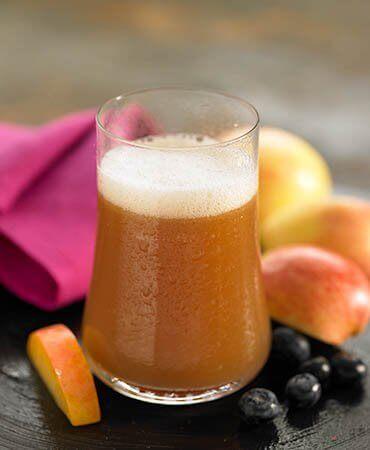 Ябълков сок за намаляване на възпалението
