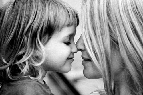 Хранете децата с любов и ще прогоните страховете им