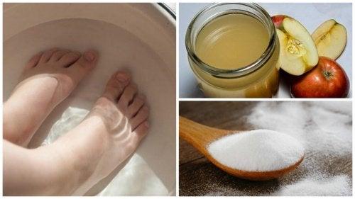Само 2 съставки, с които ще преборите гъбичките по ноктите