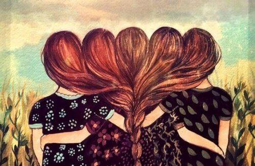 Братовчедите – приятели и близки, като братя и сестри
