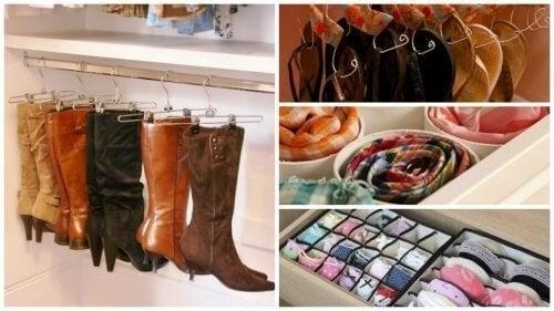 17 съвета да организирате гардероба