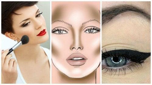 5 лесни грим трикове, за да накарате лицето да изглежда по-слабо