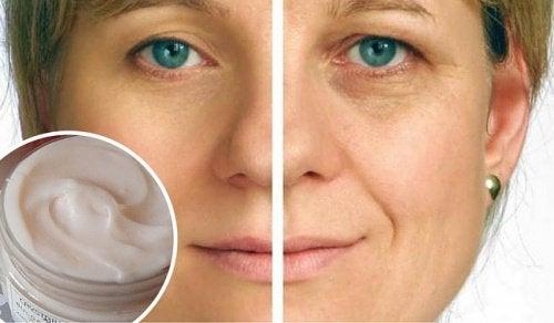 Преборете се с бръчките с този домашен крем против стареене