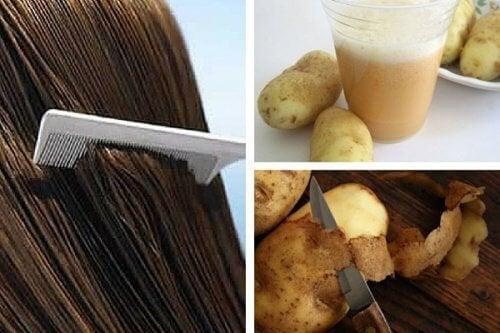 5 естествени средства да прикриете преждевременно побелялата коса