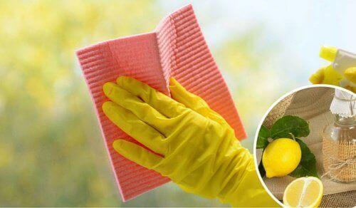 Домашни трикове за почистване на стъклени повърхности и прозорците
