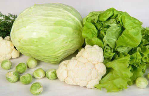 Тези зеленчуци  помагат за отстраняване на тежките метали от черния дроб.