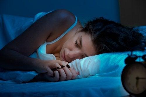 осигурете си достатъчно сън