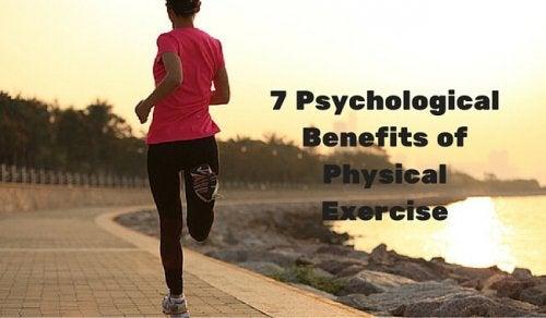 7 психологически ползи от физическите упражнения
