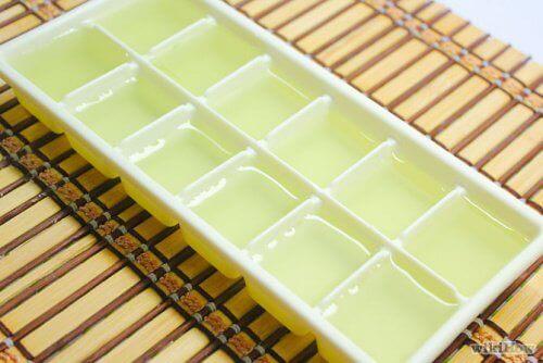 съхраняване на гела от алое в хладилник
