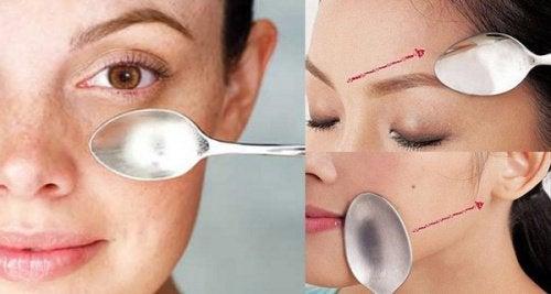 Опознайте удивителния масаж на лице с лъжица