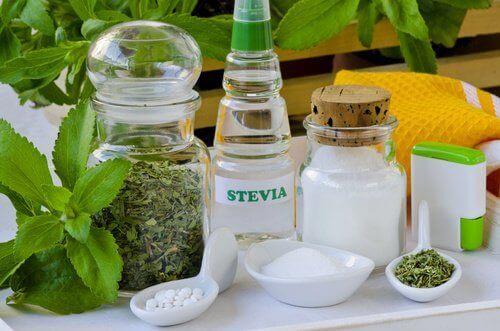 Медицински употреби на стевия