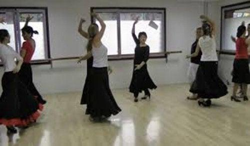 Танцувайте фламенко
