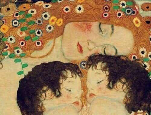 Целувките и прегръдките, най-доброто лекарство за вашите деца