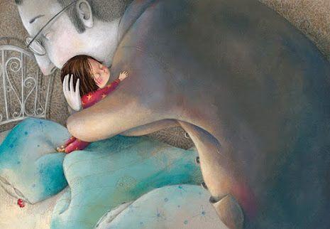 Целувките и прегръдките са жестове за всяка възраст
