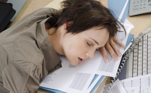 Грешки, които причиняват безсъние