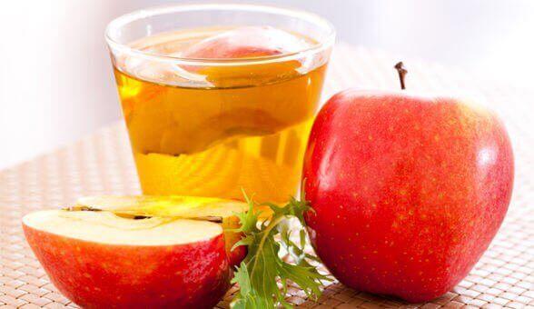 Ябълковият оцет помага при стомашен рефлукс