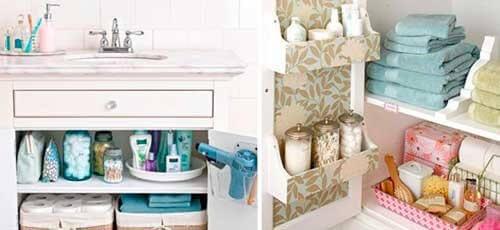 13 трика, с които да поддържате банята чиста и подредена