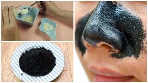 Как да направите ленти за почистване на носа от черни точки