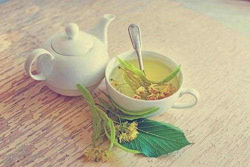 Липов чай срещу ниското кръвно налягане