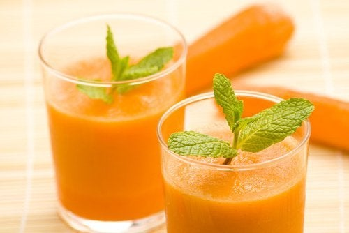 8 непознати ползи на морковения сок