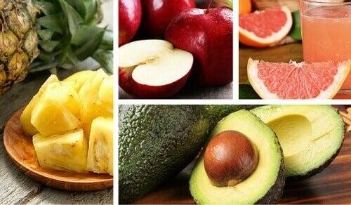 8 полезни плода за човешкото тяло