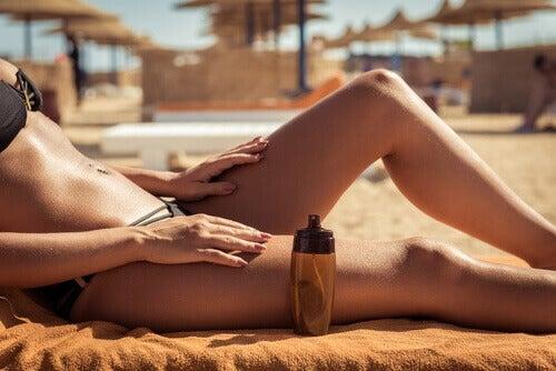 Нетоксичните натурални масла, които да използвате като слънцезащита