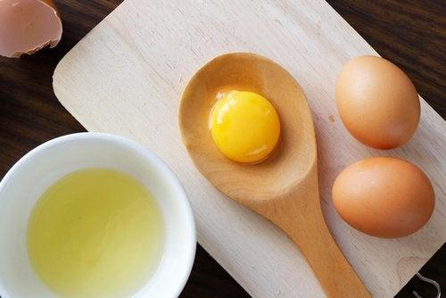 не съхранявайте яйца във фризер, ако искате да запазите качествата им