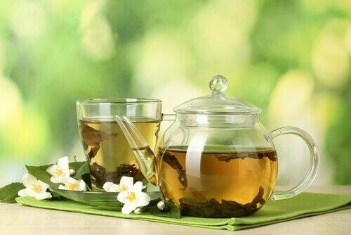 Вълшебните свойства на зеления чай