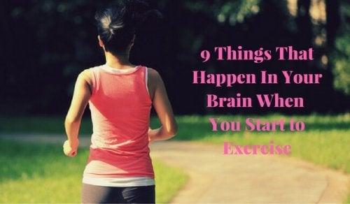Какво става в мозъка в резултат на физическата активност