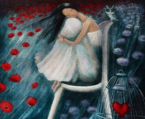 Понякога плачът не е признак за слабост, не всеки ден може да бъдете силни.