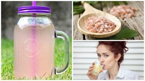 Ползите от пиенето на алкална вода