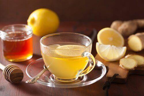 Лимон и джинджифил за борба с наднорменото тегло