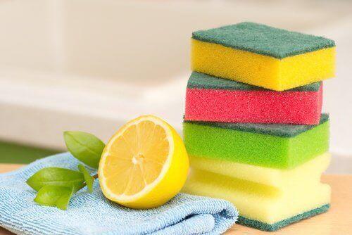 оптимизирайте домакинската работа - отстранете упоритите петна с лимонов сок