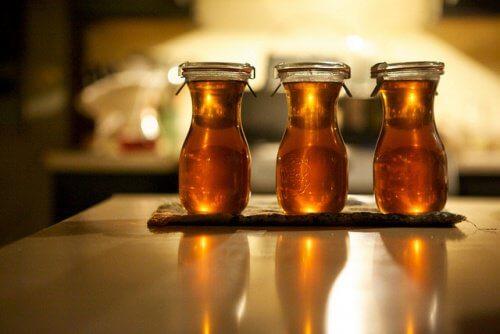пригответе си домашен сироп от билки срещу газовете