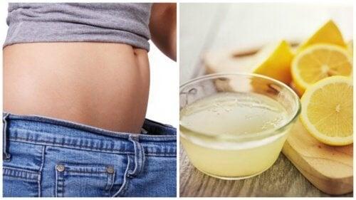 Как да се преборим с наднорменото тегло чрез лимон