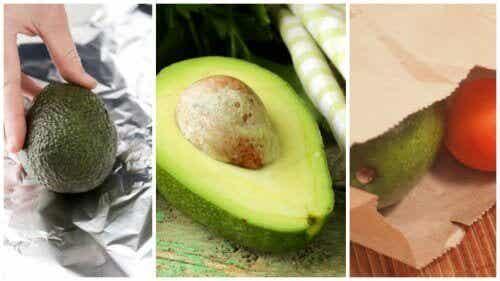 5 трика да накарате авокадото да узрее бързо