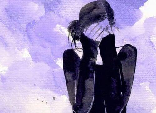 Какво представлява тъгата и какво депресията